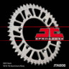 Couronne JT SPROCKETS 50 dents alu ultra-light anti-boue pas 520 type 808 Suzuki
