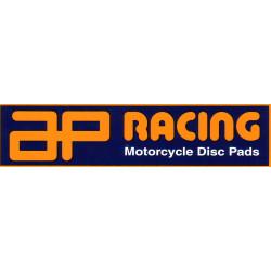AUTOCOLLANT STICKERS AP RACING 17X4cm