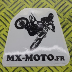 AUTOCOLLANT STICKERS MX-MOTO FR