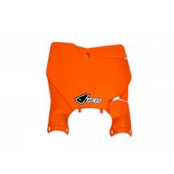 Plaque numéro frontale stadium orange KTM 125 250 350 450 sx sxf 16/20
