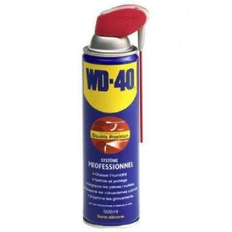 SPRAY WD-40 BOMBE LUBRIFIANT DE 500ml