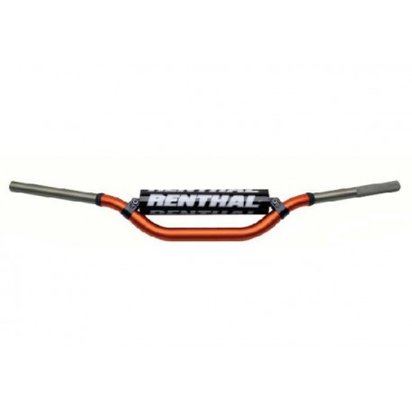 GUIDON RENTHAL TWINWALL REPLICA RICKY CARMICHAEL TREY CANARD ORANGE