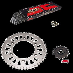 KIT CHAINE JT X1R A JOINT TORIQUE X-RING YAMAHA WRF 450 03/11