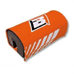 MOUSSE DE GUIDON CROSS BLACKBIRD RACING ORANGE POUR GUIDON SANS BARRE