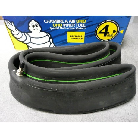 CHAMBRE A AIR ARRIERE SUPER RENFORCEE MICHELIN 140/80-18