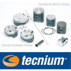 KIT PISTON COMPLET TECNIUM YZ 80 93/01 82CC