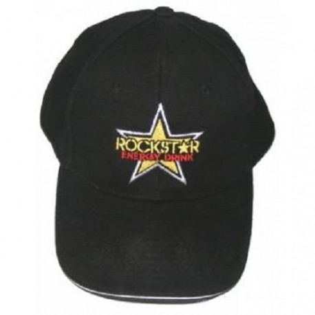 CASQUETTE ROCKSTAR RACING TEAM