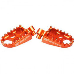 REPOSE PIEDS EVO SCAR ORANGE KTM SXF 350 16/17