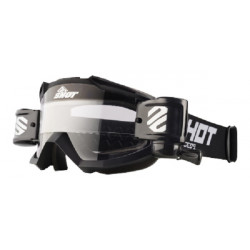 LUNETTES MASQUE MOTO CROSS SHOT IRIS BLACK ROLL OFF