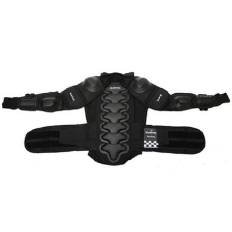 gilet moto cross pare pierre dorsale de protection goldspeed enfant mx. Black Bedroom Furniture Sets. Home Design Ideas